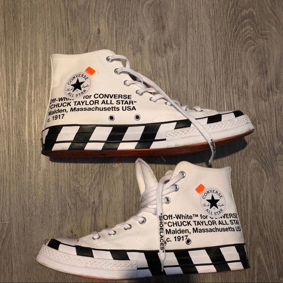 off white for converse